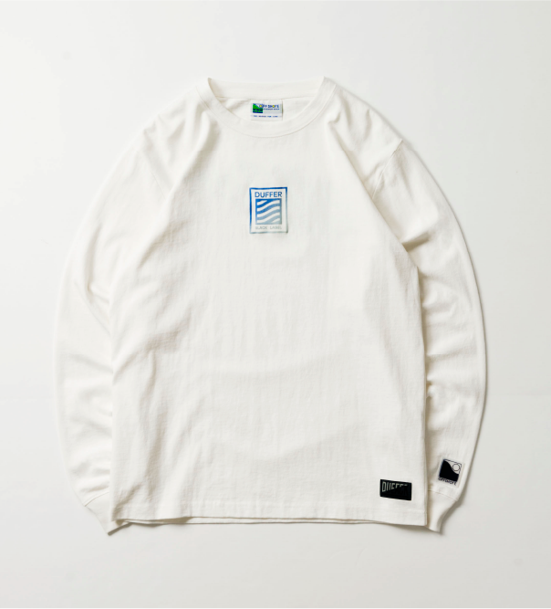 OFFSHORE × DUFFER L/S TEE